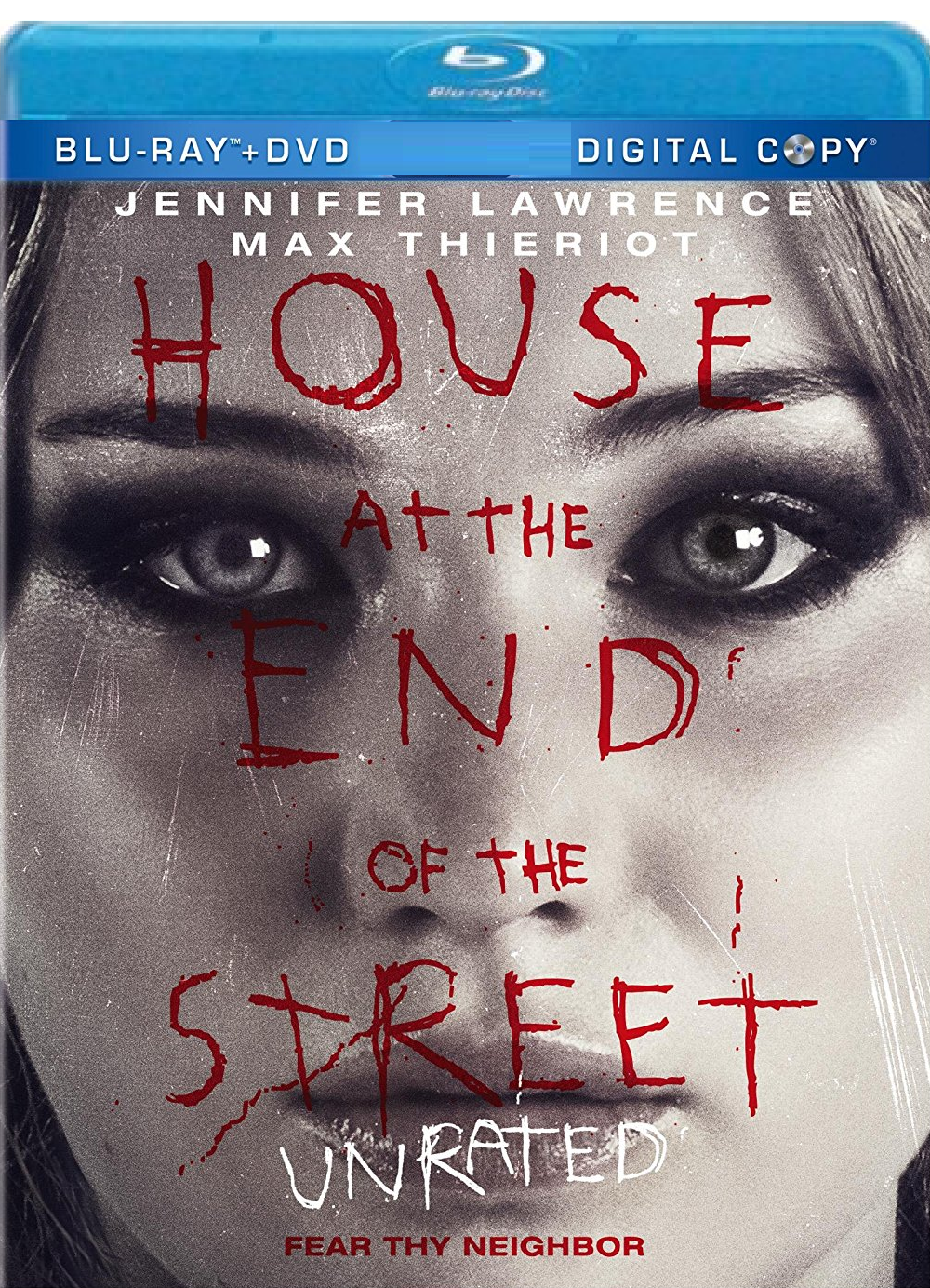 House at the End of the Street (Blu-ray + DVD) (2012)