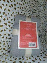 "Opalhouse Standard Gauze Pillow Sham Gray Sky -  20"" x 26"" NWT*clearance   image 3"