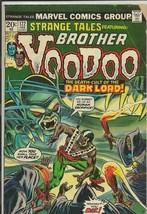 Strange Tales #172 ORIGINAL Vintage 1974 Marvel Comics Brother Voodoo - $19.79