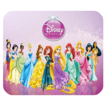 Mouse Pads Limited Editions Disney Princess Sexy Beautiful Girl Anime Mousepads - $6.00