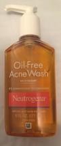 Neutrogena OIL-FREE Acne Wash 6 Oz Without Box Expires 1/2022 - $10.98