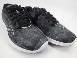 Saucony Ideal Women's Running Shoes Size US 7 M (B) EU 38 Black / Gray S15269-18
