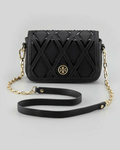 NWT Tory Burch Robinson Patchwork Chain Bag $435 - $224.10