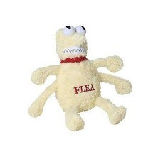 Flea for Dog Toy - Large 12 Inch - bite back cuddly fleas, tons of fun - $18.14 CAD