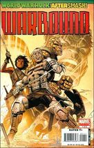 Marvel WORLD WAR HULK AFTERSMASH: WARBOUND #1 VF/NM - $0.99