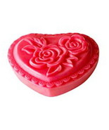 BioFresh ROSE OF BULGARIA Glycerin Soap Luxorious 70g With Natural Rose Oil - $3.73