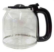 Oster Glass Carafe, Black, for Model: BVST-JBXSS41, 154448-000-000 - $20.16