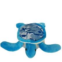 """Fiesta Blue Camo Seaturtle Ocean Plush Stuffed Animal A51810 11"""" - $19.80"""