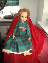 "Vintage Ideal 1972 Look Around Crissy Doll 18"" - $13.96"