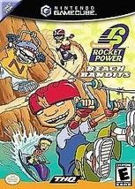 Rocket Power Beach Bandits - NINTENDO Gamecube Video Game - $5.99