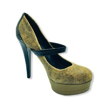Jessica Simpson Womens Cheetah Platform Heels Multicolor Sargent Pepper ... - $21.78