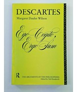 Descartes (Arguments of the Philosophers) by Dauler Wilson, Margaret Pap... - $18.75