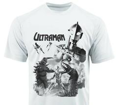 Ultraman Dri Fit graphic Tshirt microfiber retro 80s superhero UPF +50 Sun Shirt image 1