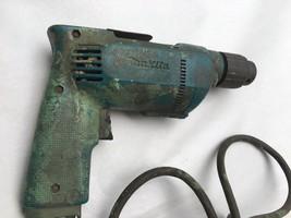 Makita electric drill 3/8 - $9.90