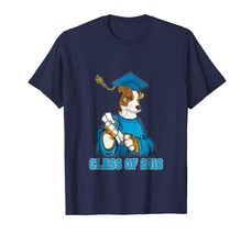 Large size shirts - Jack Russell Terrier Class Of 2018 Graduation T-shir... - $19.95+