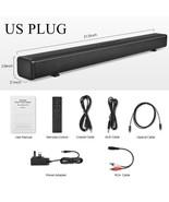 Sound Bar for TV, 32-Inch Soundbar Wired &(US PLUG) - $109.06