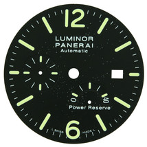 Panerai Luminor 34 mm Black Original Men's Dial - $499.00