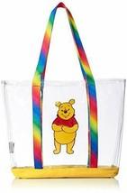 Disney Clear Tote Bag Transparent Bag Disney Pooh DPO-CTB01 Limited Japan - $61.70
