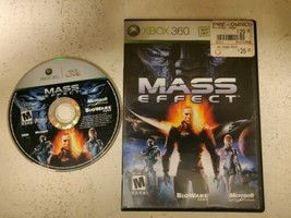 Mass Effect (Microsoft Xbox 360, 2007) no manual - $5.93