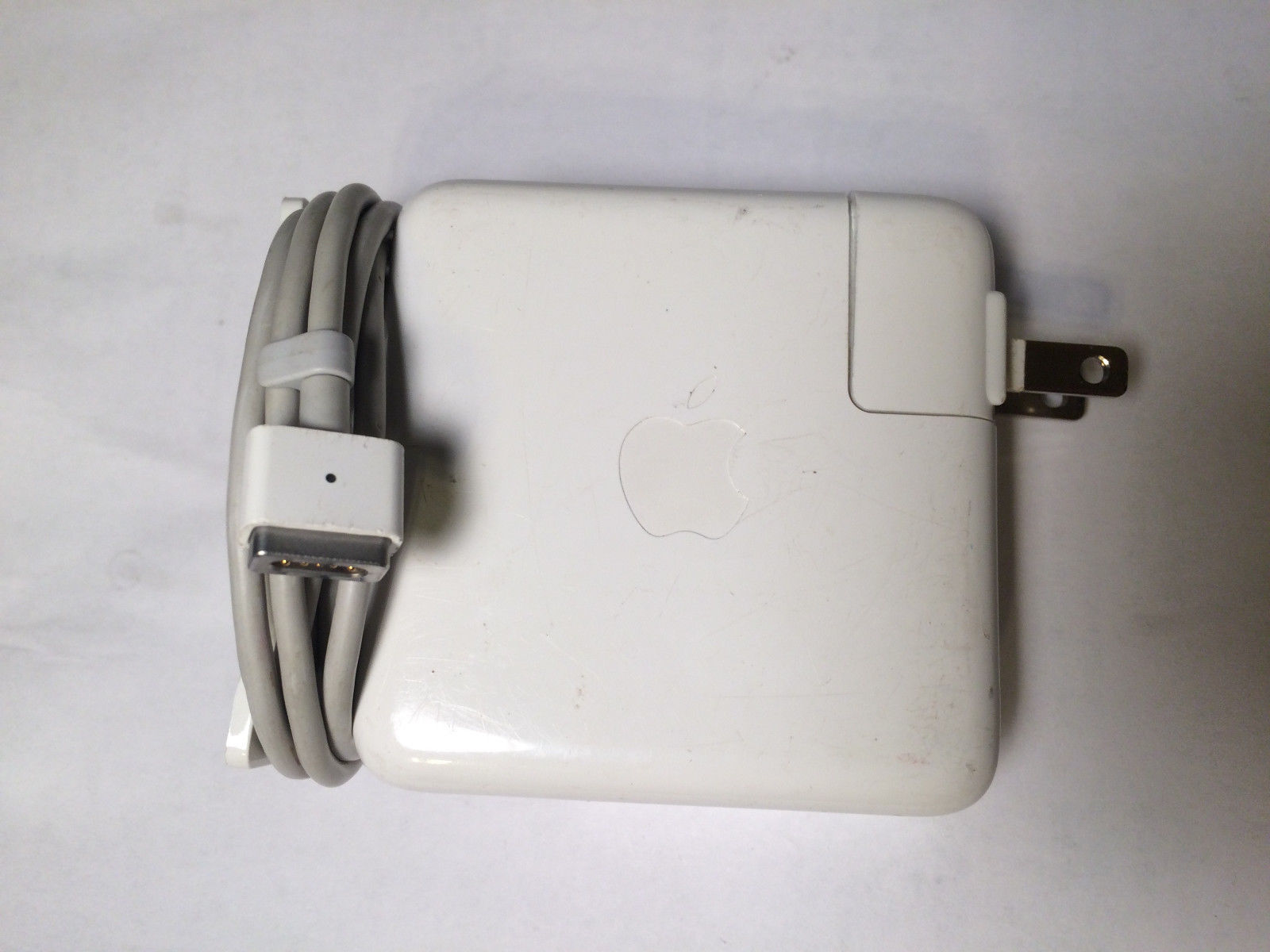 Genuine Apple A1184 MagSafe 60W Power Adapter with Apple Power Cable TESTED