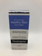 Neutrogena Healthy Skin Eye Firming Cream Alpha-Hydroxy Acid, 0.5 oz NOB  - $6.93
