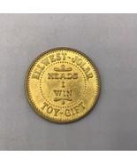 Vintage Ellwest Jolar Entertainment Centers Token Moneda - $20.22