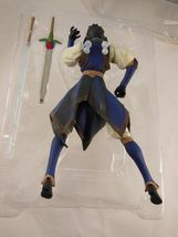 "Tenchi Masaki 6.25"" Todd McFarlane Action Figure Tenchi Muyo Super D 2000 image 3"