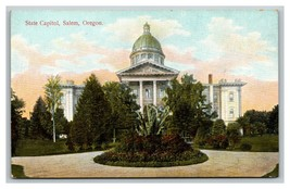 Vintage Early 1900's Oregon Agricultural College Corvallis Oregon POSTED - $15.81