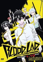 DVD Blood Lad Complete TV Series Vol.1-10End Ja... - $13.99