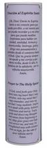 HOLY SPIRIT - LED Flameless Devotion Prayer Candle image 4