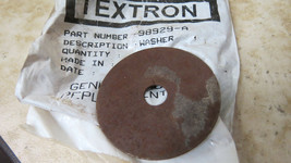 NOS OEM HOMELITE 98929A clutch washer For UP04103 S Clutch Weed trimmer - $4.97