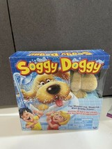 Soggy Doggy Board Game, The Shaking Wet Doggy Game for Kids Ages 4+ NEW box dama - $24.70
