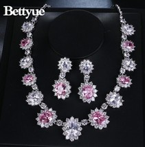 Bettyue Brand Charm Fashion Luxury Jewelry Sets AAA Zircon Three Colors ... - $38.70