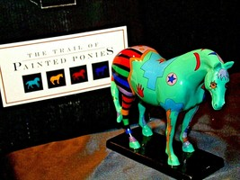 Trail Of Painted Ponies #1462 Spirit War Pony Westland Giftware By Tavlos AA-191 image 2