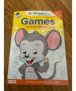 ABC Mouse Workbook - Games Word Searches and Crossroads Workbook (Ages 5... - $4.94