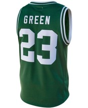 Draymond Green #23 College Basketball Custom Jersey Sewn Green Any Size image 5