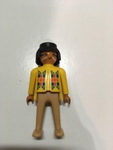Indian Playmobile Toy - $5.93