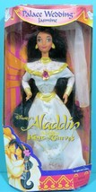 Disney Aladdin And The King Of Thieves Palace Wedding Jasmine Doll Vintage Box - $74.95