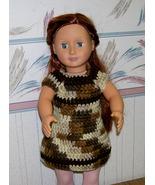 Ag multi brown dress  1 thumbtall