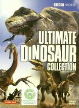 BBC ULTIMATE DINOSAUR COLLECTION 3 DVD SET - $34.99