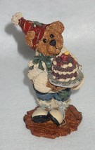 Boyd Bearstone 1996 M. Harrison's Birthday Resin Figurine #2275 27E NEW ... - $8.56