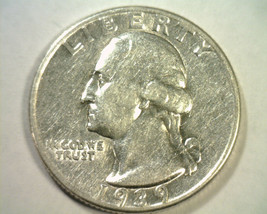 1939 WASHINGTON QUARTER EXTRA FINE / ABOUT UNCIRCULATED XF/AU NICE COIN ... - $10.00
