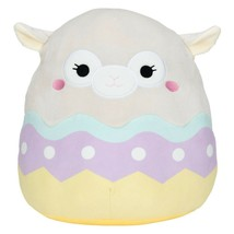"Squishmallows Mini Leah the Alpaca Stuffed Animal, 5"" - $12.86"
