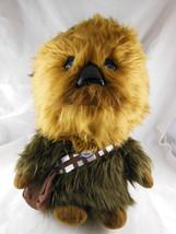 "Star Wars CHEWBACA Talking Plush Doll 15"" Star Wars A016 Underground Toys  - $24.74"