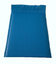 100 6x10 BLUE Poly Bubble Mailer Envelope Shipping Wrap Air Mailing Bags... - $21.94