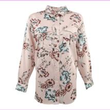 Lauren Ralph Lauren Women's Long Sleeves Two Chest Pockets Top - $82.30