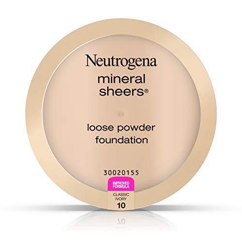 Neutrogena Mineral Sheers Lightweight Loose Powder Makeup (10 / Classic Ivory) - $16.28