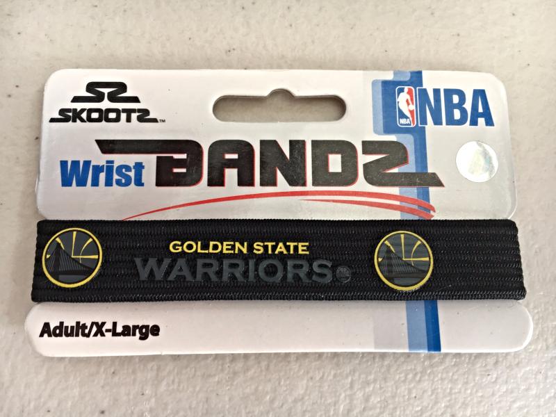 Stephen Curry Skootz Bandz Bracelet image 4
