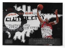 2006-07 Topps Clutch City Stars Kobe Bryant Insert Card #CCS13 - $1.49