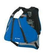 Onyx MoveVent Curve Paddle Sports Life Vest - M/L - Blue - $50.38